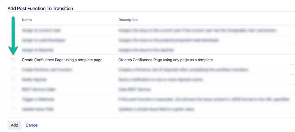 How to Automatically Create Confluence Pages from Jira Issues - Add Easy Integrations for Jira Post Function