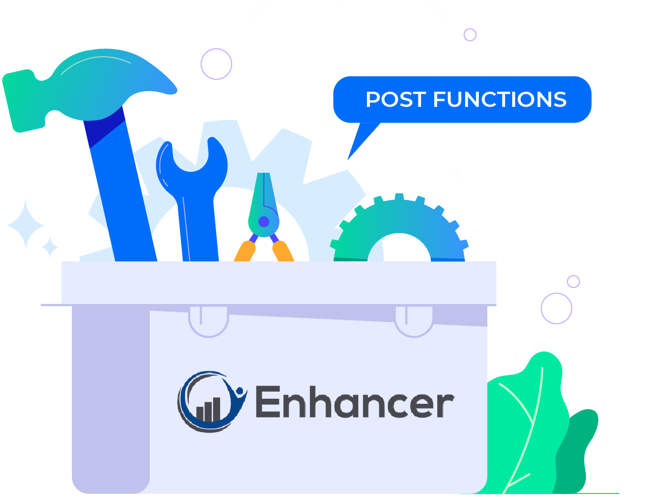 Jira Workflow Post Functions - Enhancer Plugin